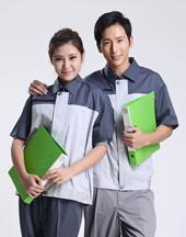 【承接订单】短袖工作服-007