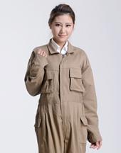 【厂家定制】特种工作服装连体服3号