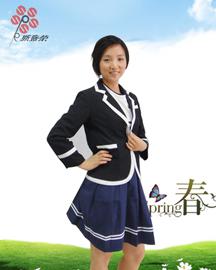 小学夏装女款XJXFN-004