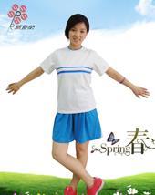 {厂家订做}小学夏装女款XJN-009