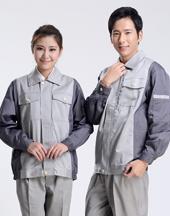 【外贸订单】全棉工作服-002