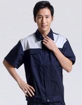 【专业定做】夏季工作服-010