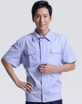 【现货直销】短袖工作服-009